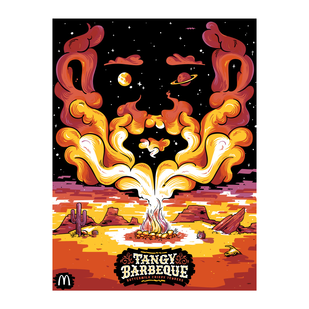 Tangy Barbeque