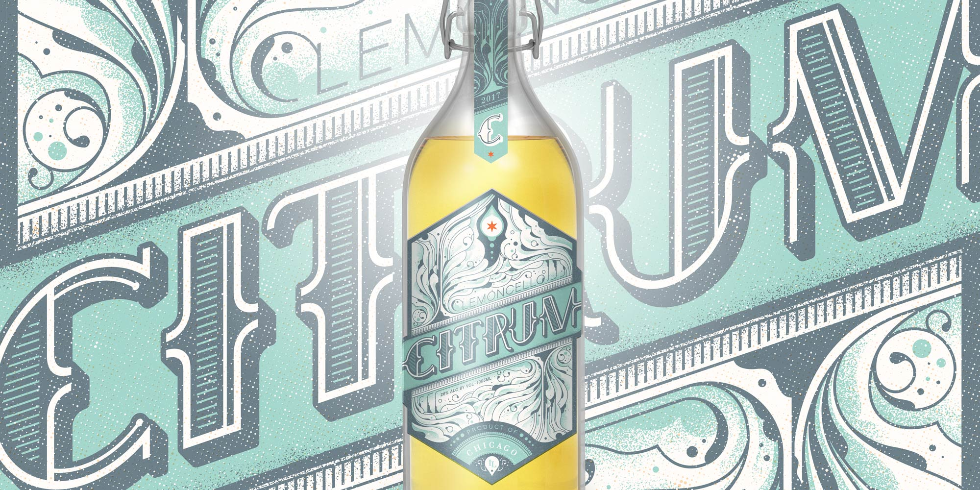 Citrum Label Design
